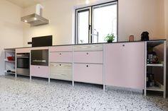 Keuken voor Mieke & Steven | Stukken