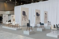 Northmodern Furniture Fair | Spring 2015 | Normann Copenhagen | Form Collection