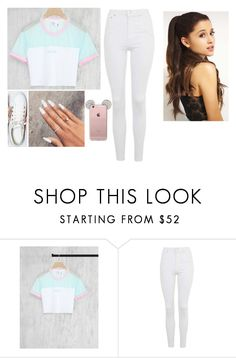 """""""."""" by biebsmahoneari5sos ❤ liked on Polyvore featuring Local Heroes and Topshop"""
