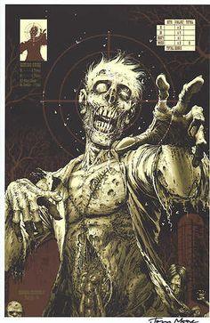 The Walking Dead Zombies Comic