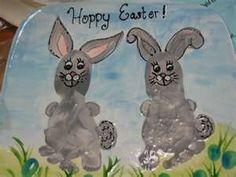 footprint bunnies