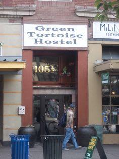 The best Hostel, Seattle!