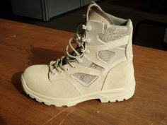 New boots for soldiers