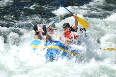 Enjoy river rafting in Rishikesh with The Adventure Journey.  For more info visit http://theadventurejourney.in/