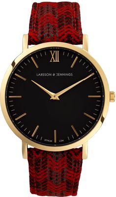 Established in 2012 between Stockholm and London, Larsson & Jennings set out to disrupt the watch industry, paving a path away from the mass market and unsustainable production with watches that are manufactured responsibly and efficiently. Larsson And Jennings Watch, Daniel Wellington, Omega Watch, Fashion Beauty, Swag, Bangles, Designer Watches, Accessories, Arm