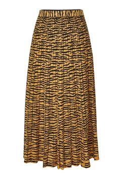 1c8a7c1b01 Proenza Schouler - Animal Print Midi Skirt. Proenza SchoulerAfrican Fashion SandalsSkirtsHow To WearClothesMidi ...