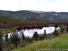 Camping Review of Chapman Dam Campground  Chapman Dam Campground is a large campground about 30 miles outside of Basalt.  There are a wide variety of campsites here at Chapman Dam Campground for everyone to enjoy. There is walk-in camping near the dam, tent and trailer camping near the lake, and campsites large enough for RVs in the meadow below the lake. The Frying Pan River goes right through the campground.