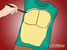 Make a Teenage Mutant Ninja Turtles Costume - wikiHow