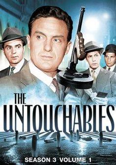 The Untouchables Eliot Ness And | The Untouchables: Season Three, Volume One [DVD]