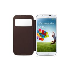 S View Cover Galaxy S4 #GalaxyS4