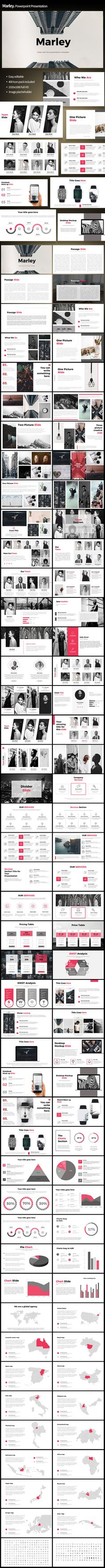 855 best powerpoint template images on pinterest keynote template marley powerpoint template toneelgroepblik Image collections