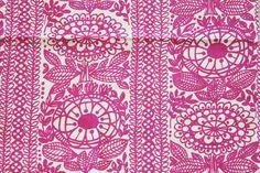 Taimi fabric by Finnish design house Finlayson