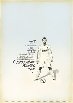 Cristiano Ronaldo C CR Old School Classic Football Soccer Stars Silk Wall Poster inch Big Room Painting C. Cr7 Football, Retro Football, Football Soccer, Football Stuff, Vintage Football, Messi Y Ronaldo, Cristiano Ronaldo 7, Cr Ronaldo, Ronaldo Soccer