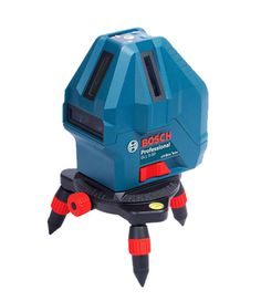 Bosch GLL 5-50X Professional 5-Line Laser Level Measure Self-Leveling #Business #Industrial #Construction #GLL5-50