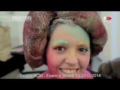 Scuola BCM Esami trucco artistico 2013 2014 by Fashion Channel http://www.youtube.com/watch?v=CIFSavVCf8k #FashionChannel