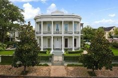 Robinson House, New Orleans, Louisiana. 9 Bed, 10 Bath, 12,000 Square foot Mansion on 0.62 Acres for $12,500,000.00. Via from Five Pristine Homes For Sale in America's Dirtiest Cities - Yahoo! Homes on Thurs. 27 Sept, 2012.