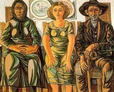 bauer familie - (Rafael Zabaleta Fuentes)