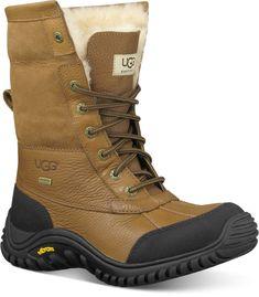 0befe9c25c11 Ugg Women s Adirondack Ii Cold Weather Boots Wool Shoes