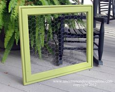 """Goodwill """"Hunting""""... { A Repurposed Frame }   Uncommon"""