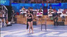 Deddy e Rosa in un passo a due sulle note del brano di Ibla Tv, Pink, March, Television Set, Television