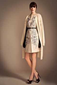 Temperley London Pre-Fall 2013 Collection Slideshow on Style.com