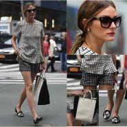1 dia, 3 looks e muito estilo com Olivia Palermo!