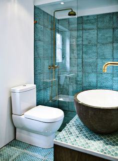 the best color for a bathroom