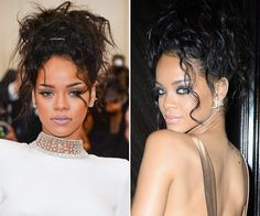 Rihanna's Stunning Skin & Makeup At Met Ball — The Exact Products Used