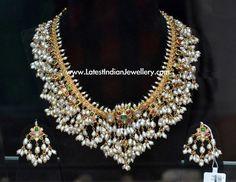 Pearl Gotta pusalu necklace