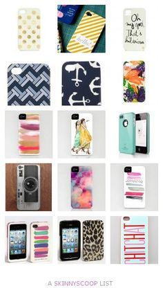 15 Chic iPhone Cases anchors