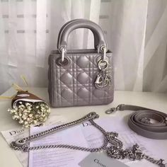 For more information, please email authenticluxury@hotmail.com   Promise: 100% Satisfaction & 30 Days Unconditional Return Policy  Payment... Dior Handbags, Lady Dior, Designer Bags, Backpacks, Purses, Jewelry, Couture Bags, Handbags, Jewlery