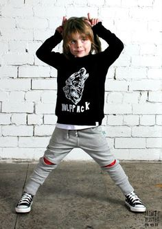 Minti Winter Fashion Kids 13