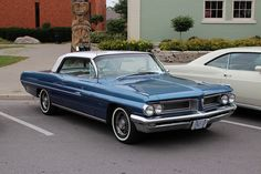 1962 Pontiac Grand Prix Hardtop ★。☆。JpM ENTERTAINMENT ☆。★。