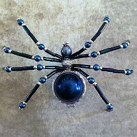 5 DIY Tutorials for Creating Delicate Beaded Spiders