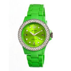 Addiction Watch Women's Lime now featured on Fab.com