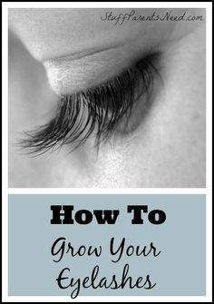 Every girl wants to have longer and thicker eyelashes to make bigger eyes. There are ways to make your eyelashes pop. You may wear makeup or you can just lengthen and thicken your lashes with some simple products. Today's post provided by Prettydesigns will tell you how to grow your lashes as well as lengthen …