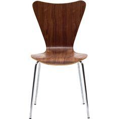 Eden Side Chair Walnut