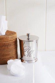 Riviera Maison L'Hotel Bathroom Jar