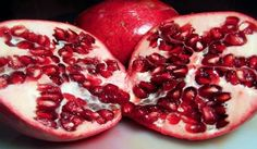 4 tips for adding fiber-rich, antioxidant-blessed, delicious pomegranates and pomegranate seeds into your healthy diet plan.