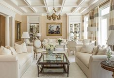 Get the look: and elegant living room design by Tui Pranich  @tpranich , the creative genius behind Tui lifestyle ! #luxdesign #designerstyle #interiors #interiorforyou #interiorismo #interiorinspo #decoratbest #decorideas #livingdecor #softcolors #beigepalettedecor #jjmlovethis
