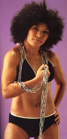 Japanese Female Wrestling: Kyoko Kimura