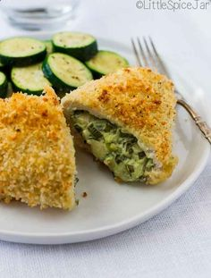 Chicken Breasts Stuffed With Spinach and Cheese | 23 Boneless Chicken Breast Recipes That Are Actually Delicious