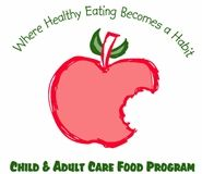 Child & Adult Care Food Program - providers get reimbursed for serving nutritious meals