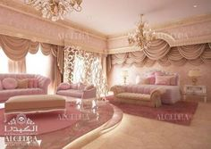 dream rooms for adults ; dream rooms for women ; dream rooms for couples ; dream rooms for adults bedrooms ; dream rooms for girls teenagers Fancy Bedroom, Pink Bedroom Design, Royal Bedroom, Small Bedroom Designs, Bedroom Decor, Rich Girl Bedroom, Bedroom Small, Trendy Bedroom, Master Bedrooms