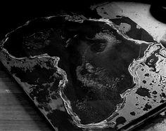 Abelardo Morell, Map of Africa, 1996 Africa Map, Level 3, Artistic Photography, Maps, Artists, Water, Art Photography, Gripe Water, Fine Art Photography