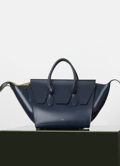 Celine Tie Bag From Fall Winter 2014 Collection