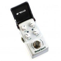 JOYO JF-301 Rated Clean Boost Mini Guitar Effects Pedal JOYO JF-301 Rated Boost - Clean Boost