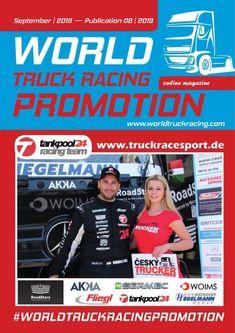 Český Trucker - monthly magazine for sales promotion Social Networks, Social Media Marketing, Digital Marketing, Monthly Magazine, Online Advertising, Sale Promotion, Racing Team, Media Campaign, Trucks