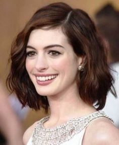 Short-Hair-Style-for-Thick-Wavy-Hair