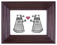15 Awesome Doctor Who Cross Stitches - http://www.buzzfeed.com/catesish/15-awesome-doctor-who-cross-stitch-patterns-2gyn